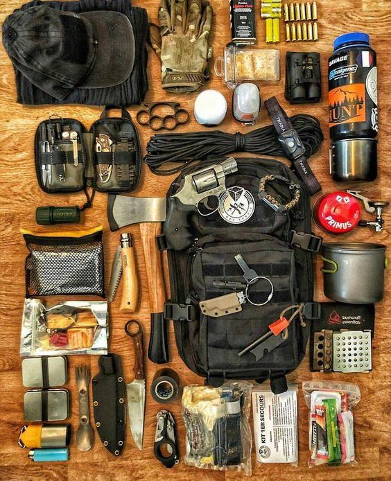 Bivouac Equipment